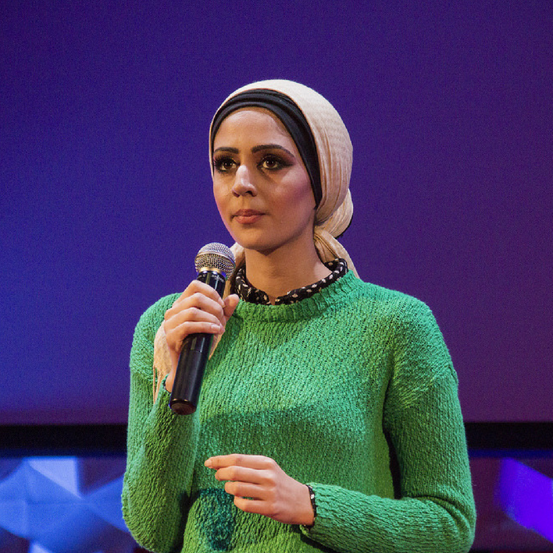 Tahmina Ansari - Multi-award winning international Journalist