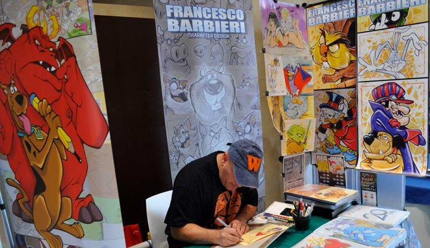 comics - Appassionato di fumetti? Scopri gli incontri con gli autori, l'Artist Alley, i workshop, le mostre, il catalogo e la tradizionale gara di disegno: MangArt!