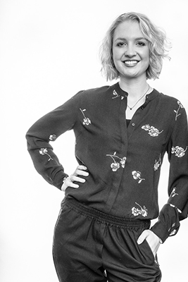 Helle Vedø Chief Customer Relations & Sales Officer