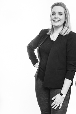 Christine Svensson, Chief Product Development & Production Officer