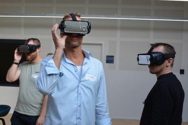 Ballast udvikler digital udgave af Perspectacles-brillen