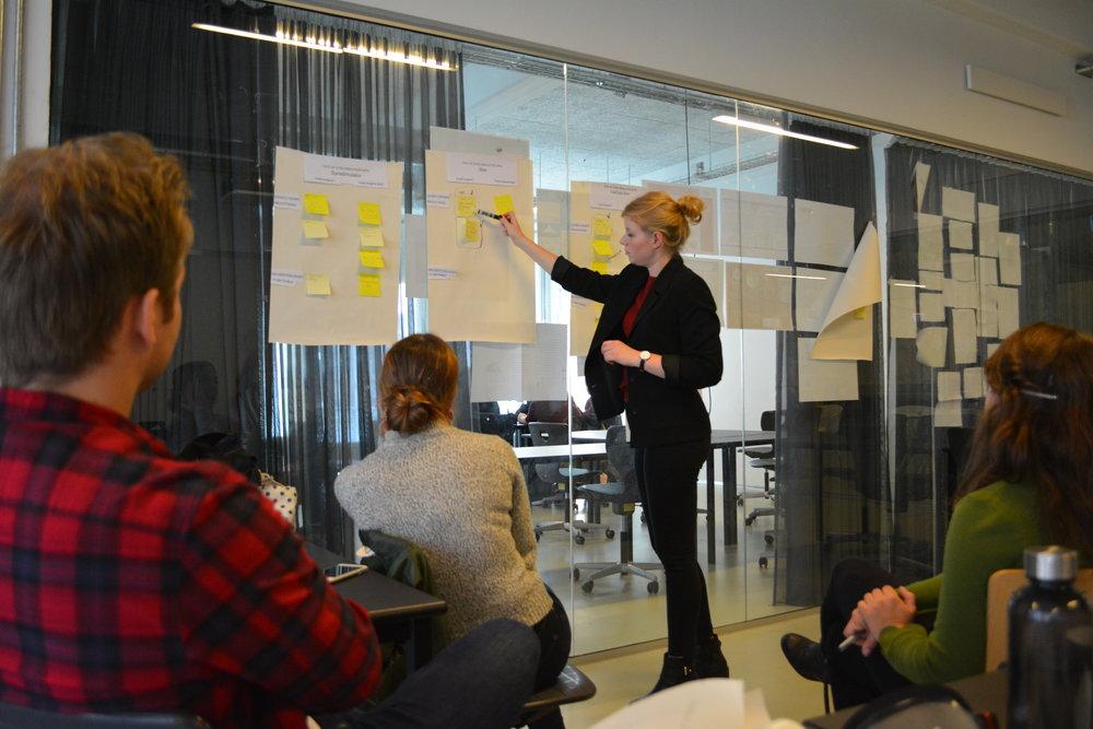 Workshop afholdes på Metropol