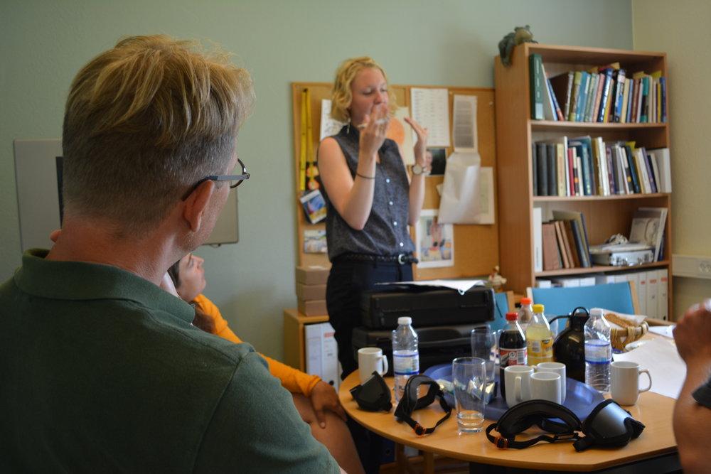 Workshop om synsfiltre afholdes med Vordingborg Kommune