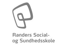 Logo for Randers Social og Sundhedsskole