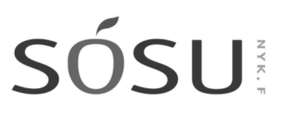 Logo for SOSU Nykøbing F