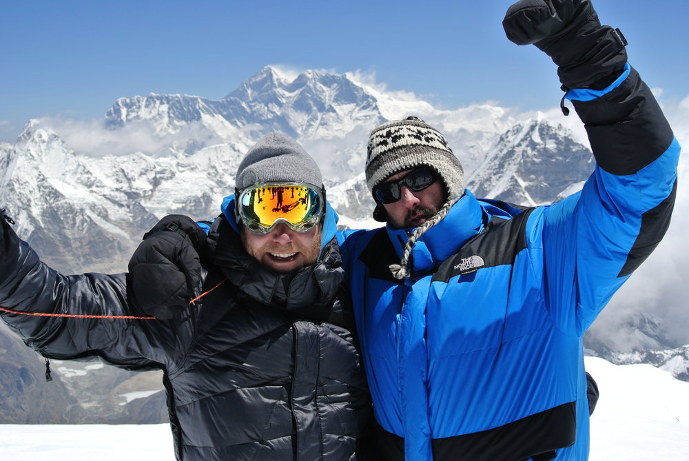 Si and Richie Mera Peak 2012.JPG
