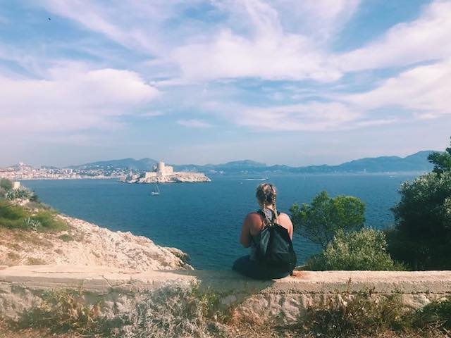 Îles de Frioul, Marseille, France Photo courtesy of Emily Garman @emilyygarmann