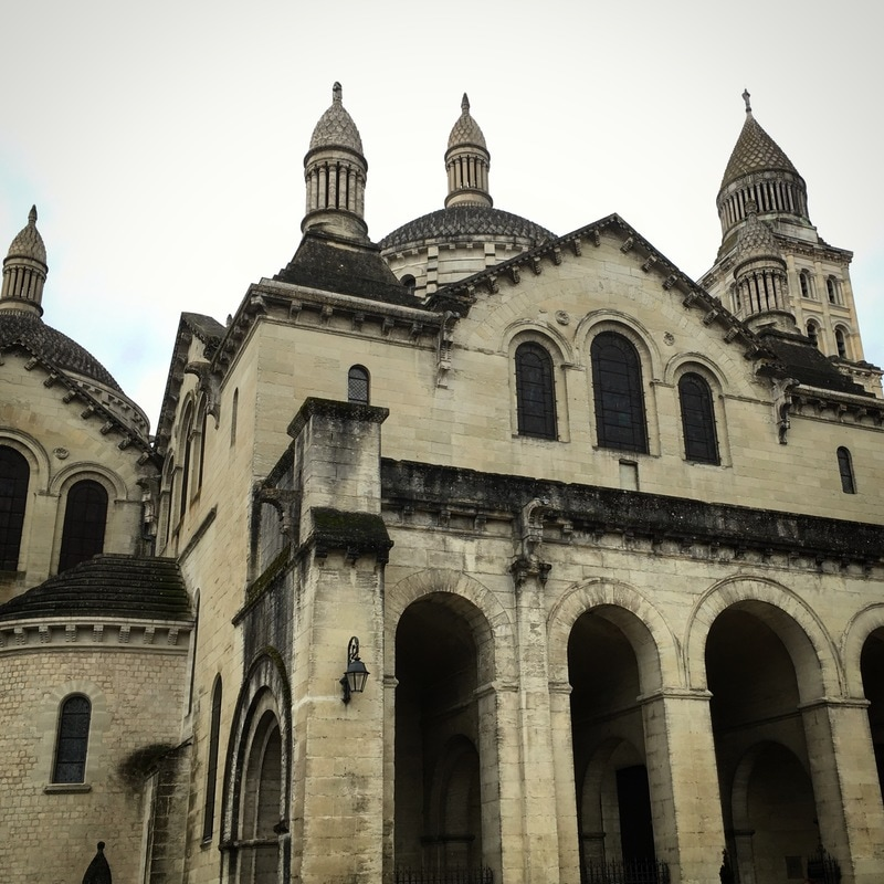 Cathédrale Saint Front, Périgueux | Photo courtesy of @soyouthinkyoucan_france