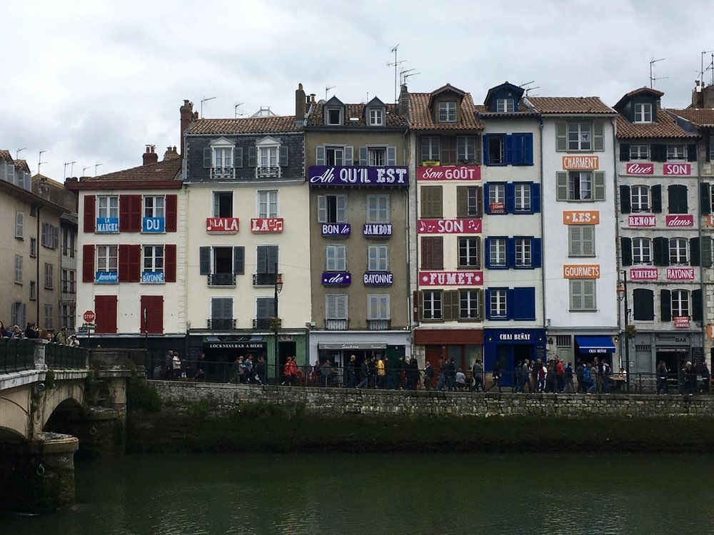 Bayonne, France | Photo courtesy of @soyouthinkyoucan_france