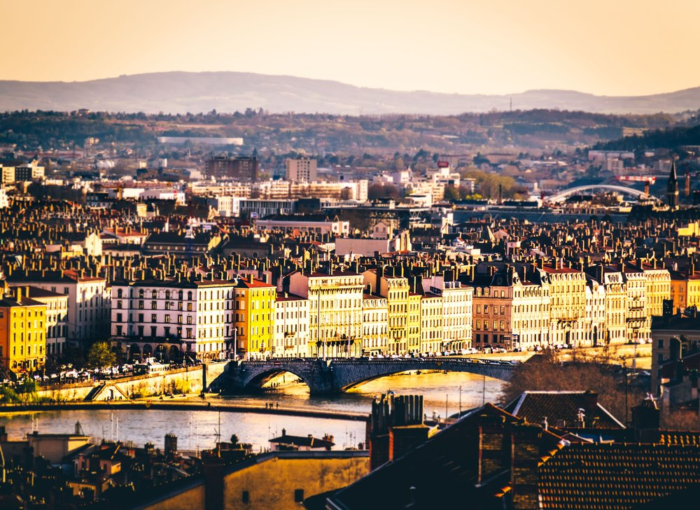 Lyon, France | Photo courtesy of Leonard Cotte