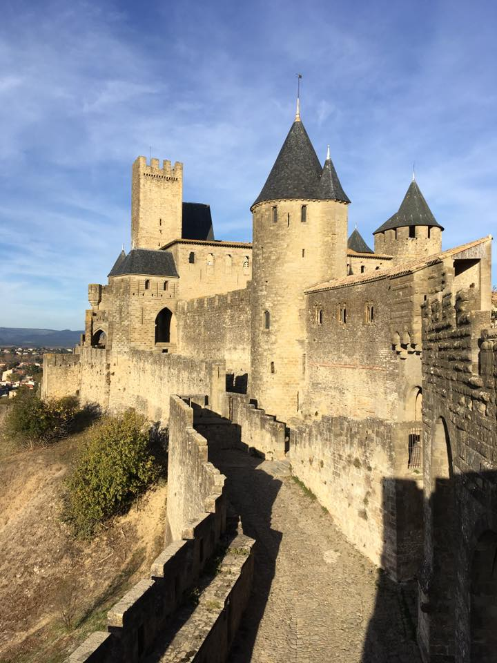 Carcassonne, France | Photo courtesy of Tasha Siedlecki