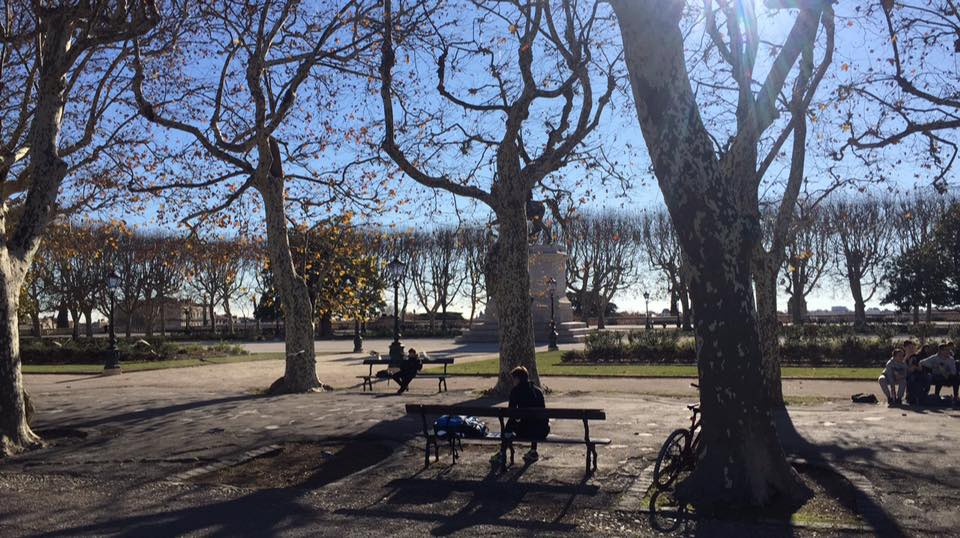 Montpellier, France | Photo courtesy of Lizzy Rago