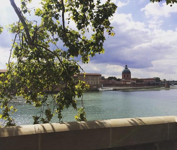 Toulouse, France | Photo courtesy of @soyouthinkyoucan_france