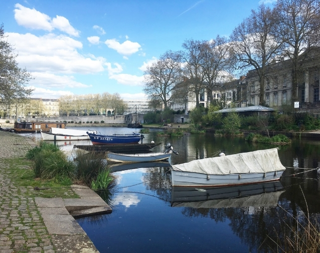 Nantes - See what it's like to live + teach in Nantes, France!