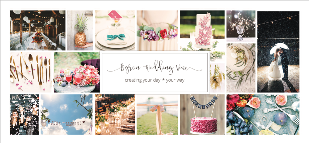 meet Our little sister, she is a great stylist, wedding planner and coordinator- she can also help you find the perfect venue. go say hi www.byronweddingvine.com.au
