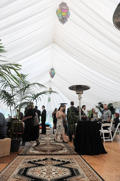 The Moroccan Inspired Marquee