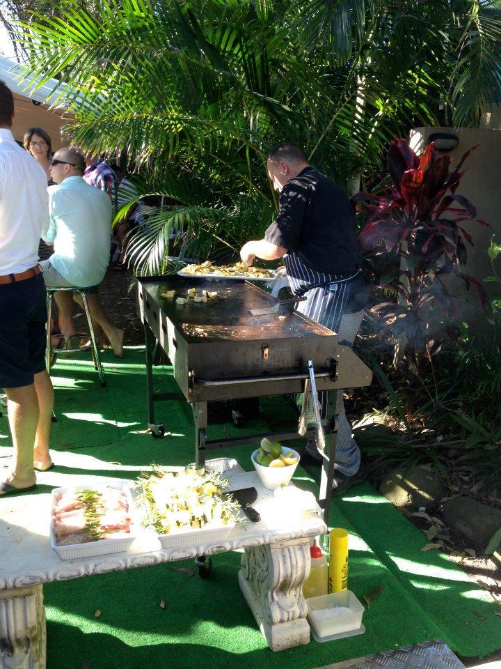 BBQ Canapés
