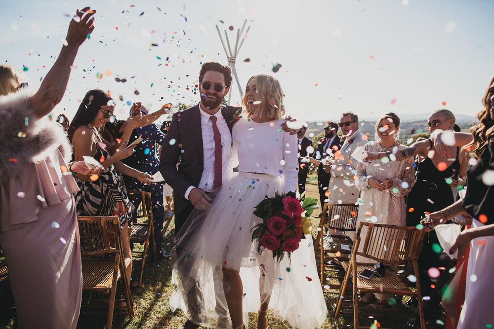 Start your WedFest the Right way. Image Shane Shepherd Wedding Photography