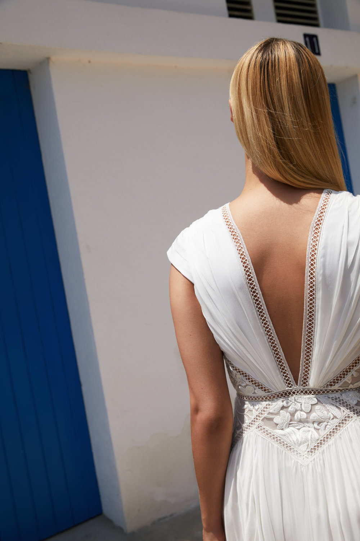 Kleid Las Pozas