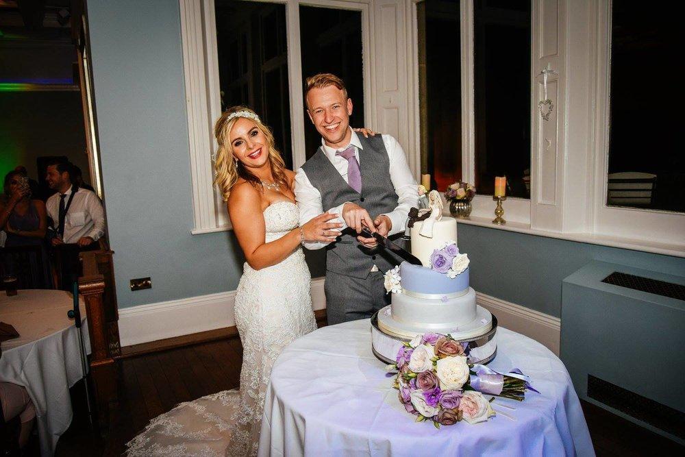 Gemma and Mark Wedding Band