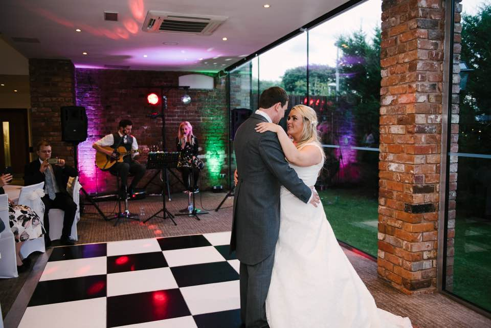 sarah and Graham First Dance