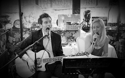 Taylormade Acoustic Duo wedding Yorkshire