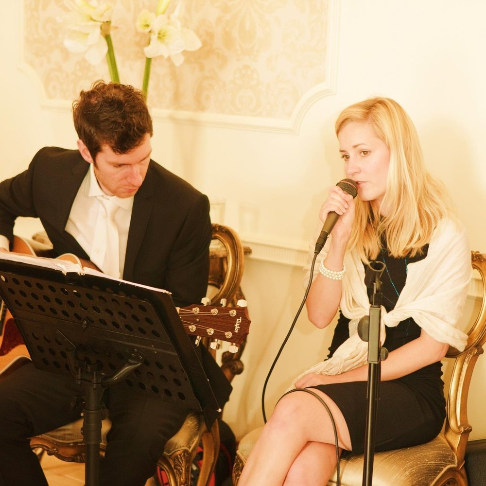 Taylormade Acoustic Duo Leicestershire