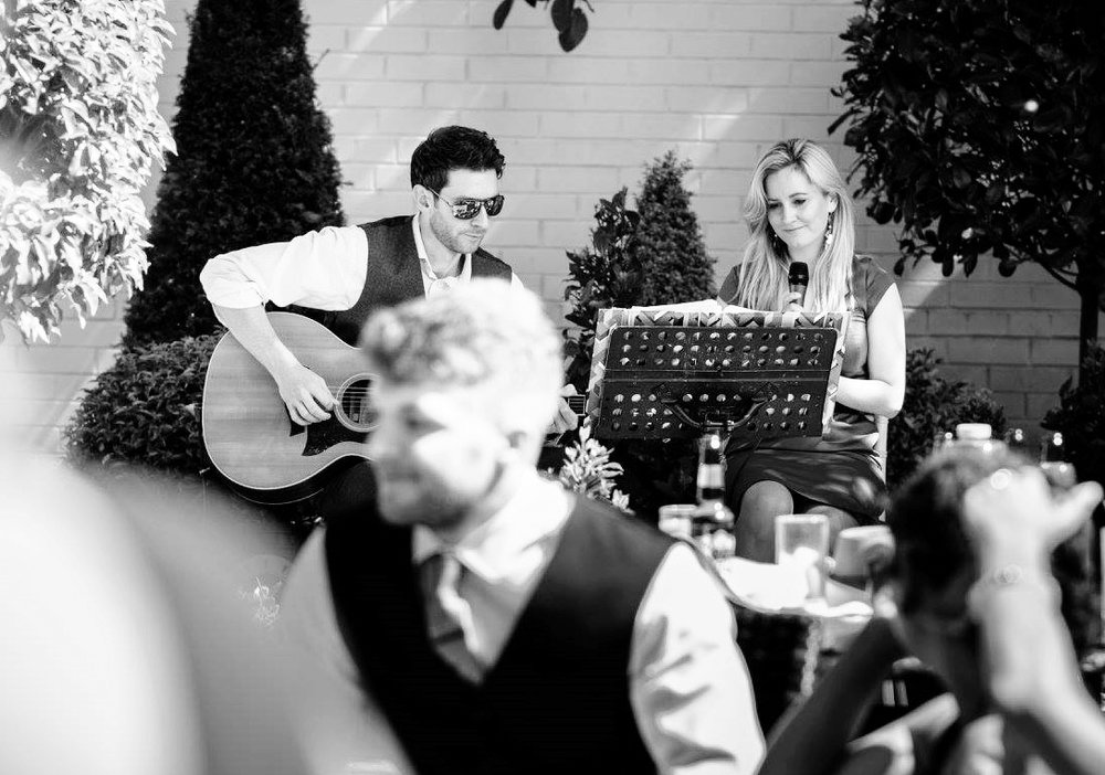 Taylormade Acoustic Duo Oxfordshire