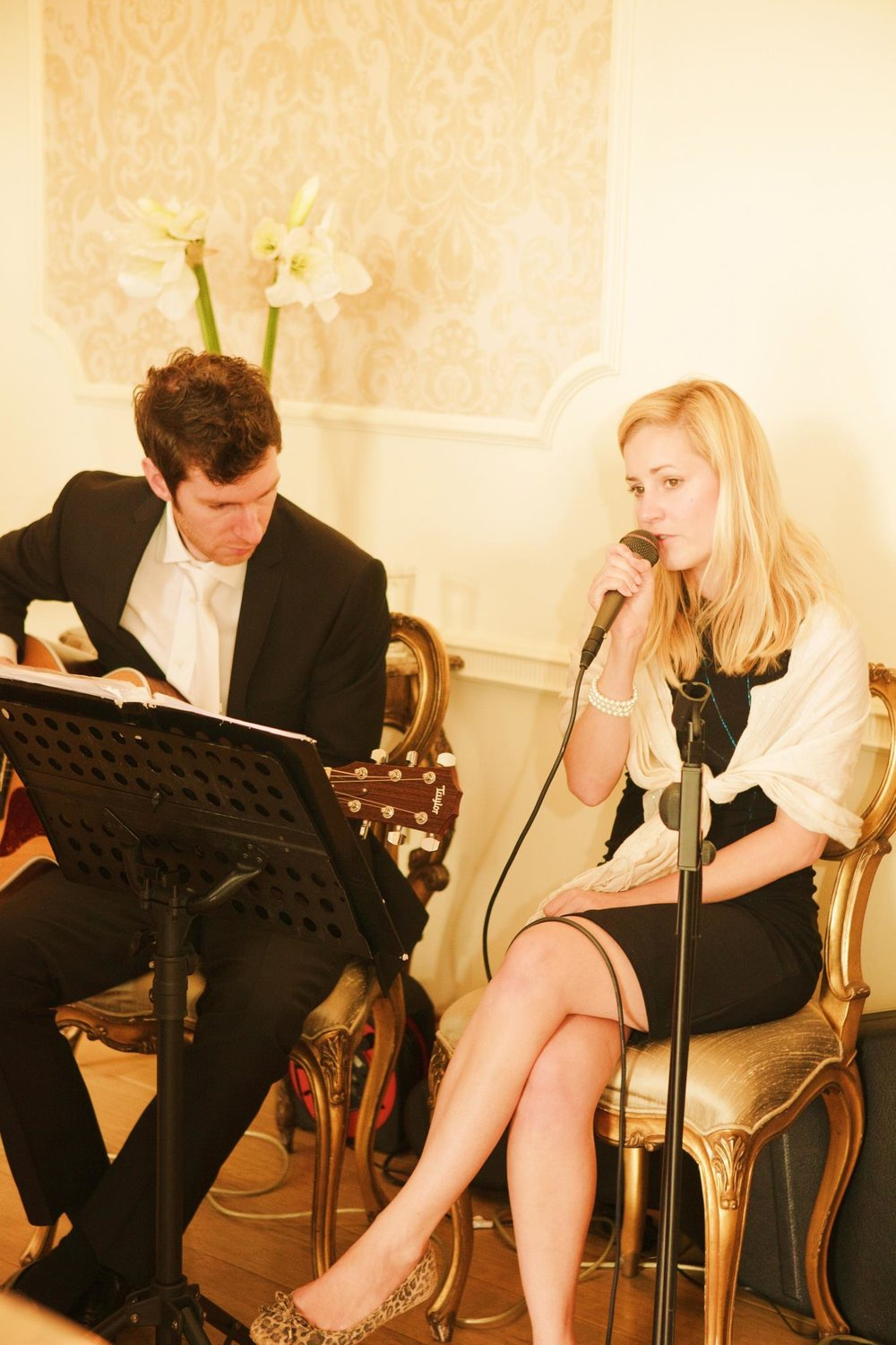 Taylormade Acoustic Duo Oxfordshire Wedding Band