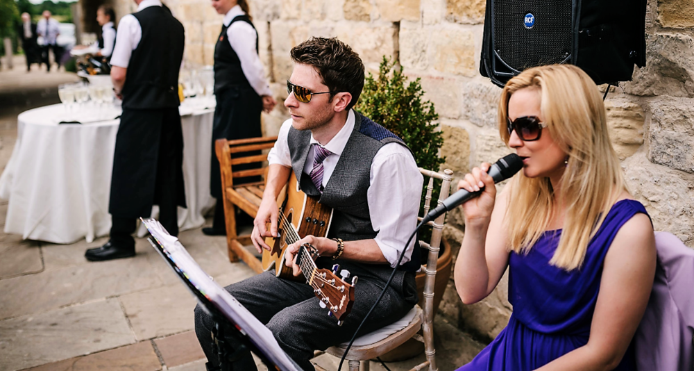Taylormade Acoustic Duo Wedding Set List