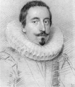 Ottavio Leoni (1587-1630),  Portrait of a Gentleman in a White Ruff