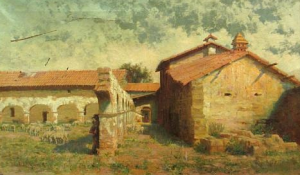 San Juan Capistrano  by William Lee Judson