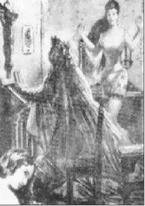 Max Ernst,  Reve d'une Jeune Fille de Carmel