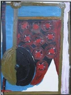 Robert Motherwell (1915-1991),  Figuration  (1947)