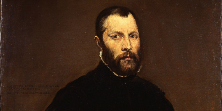 Portrait of a Gentleman , by El Greco.
