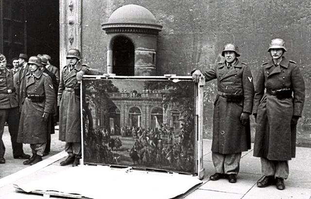 No looted Nazi art allowed in Aberdeen in new policy... Masterpieces looted by the Nazis in the war are among a host artworks set to be banned from exhibition in Aberdeen under a new five-year policy.  Read article: https://www.pressandjournal.co.uk/fp/news/aberdeen/1616847/no-looted-nazi-art-allowed-in-aberdeen-in-new-policy/?utm_source=twitter  #art #fineart #nazi #lost #stolen #looted #banned #nazilootedart #masterpiece #exhibition #aberdeen #germany #arttheft #artlaw