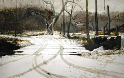 Houston trap finds $200K painting taken by drunken thieves