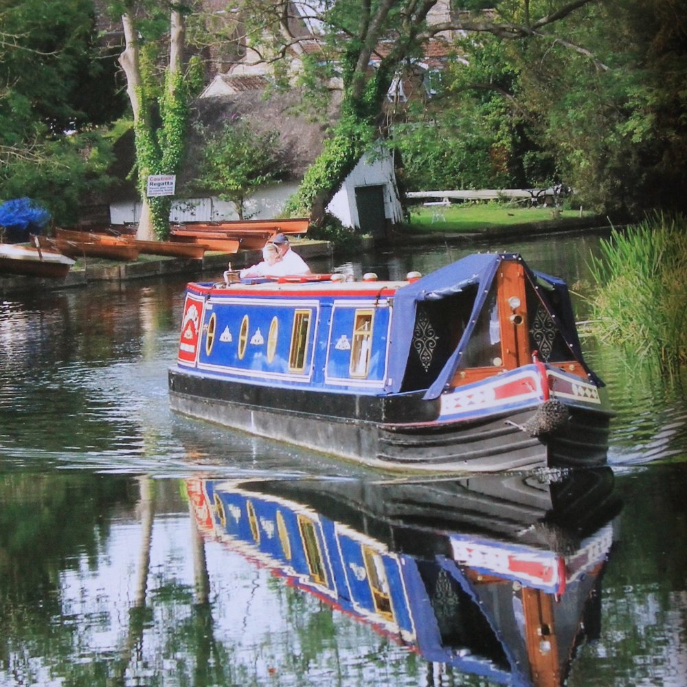 The Great River Ouse -