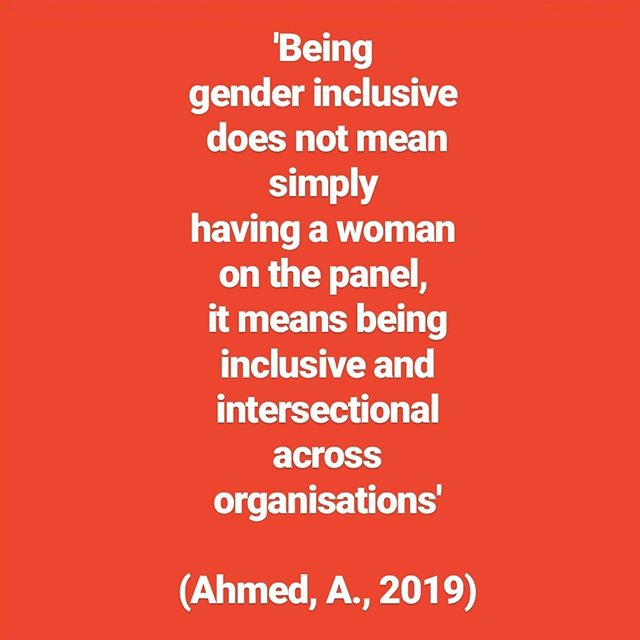 Words spoken by our speaker Akeela Ahmed, named one of Stylist's Women of the Year 2017. Learn more about the social entrepreneur and activist involved in the Women's March on our website! @shespeakswehear #thursdayquotes#thursdaythoughts#shiftingthelens#conference#change
