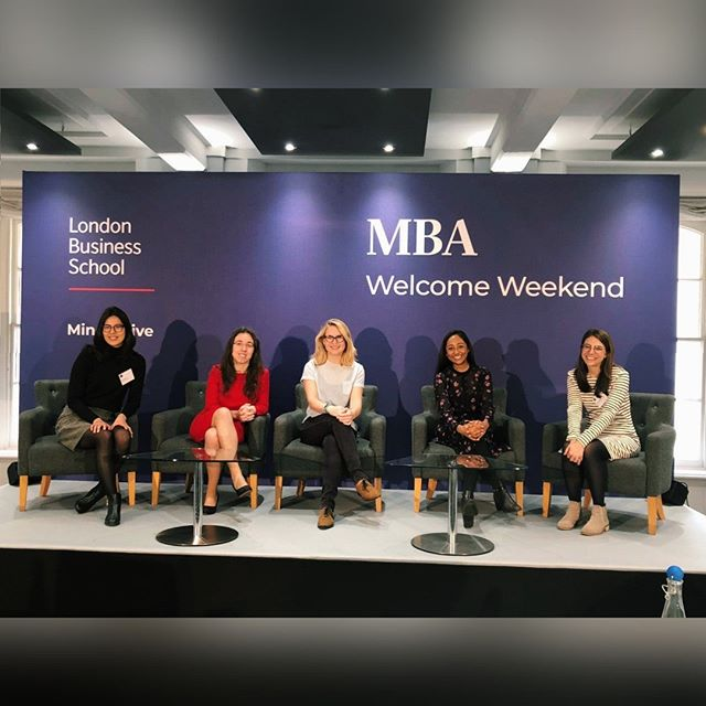 MBA 2021 Welcome Weekend 🎯#wemeanbusiness#lbs#wib#join#the#community#tuesdaythrowback