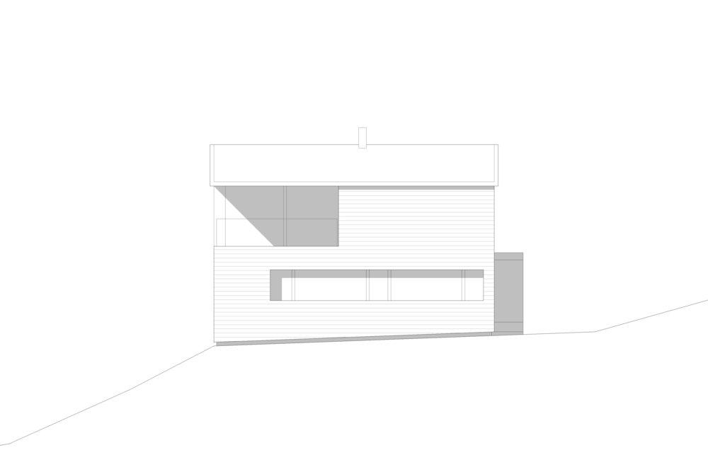 façade sud