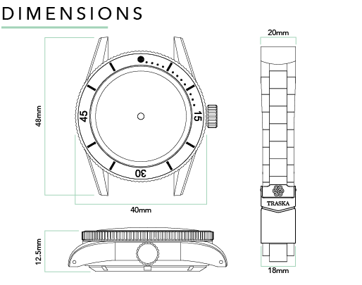 dimesnsions