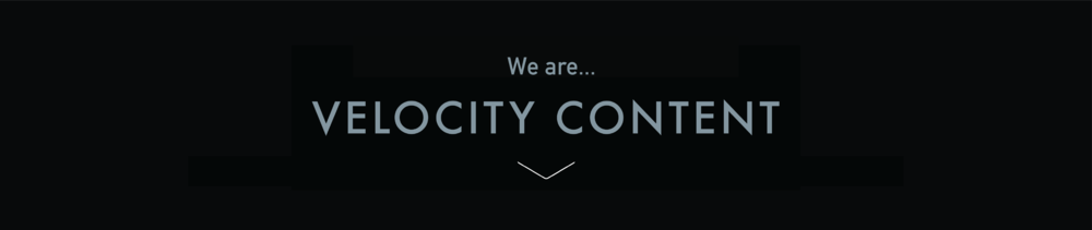 We are..VelocityContent.png