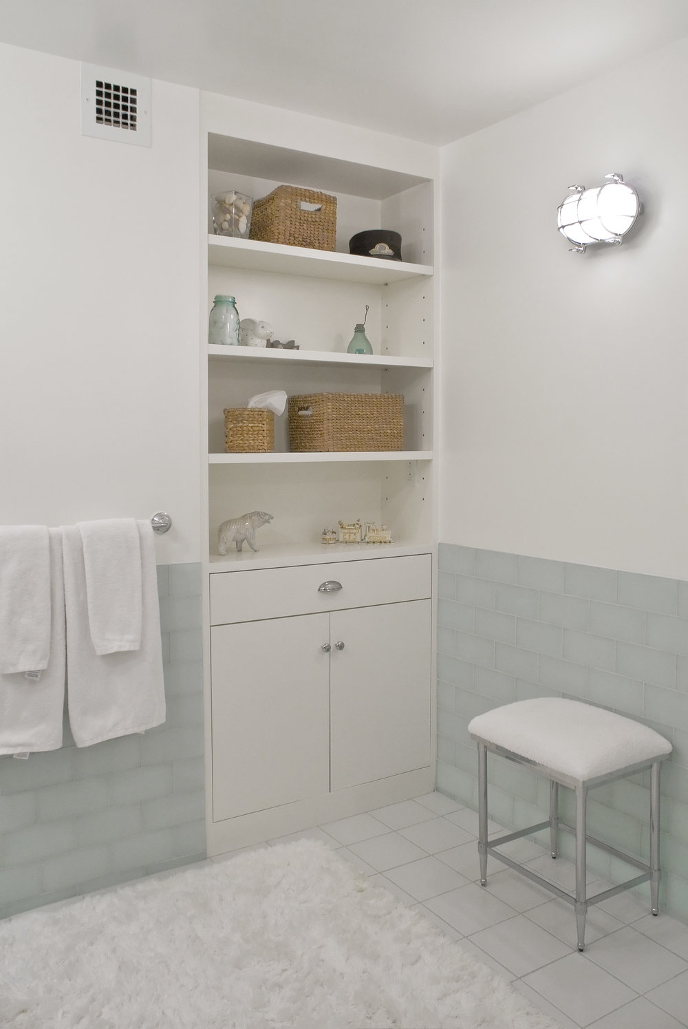 Beekman Place Apartment - Bathroom