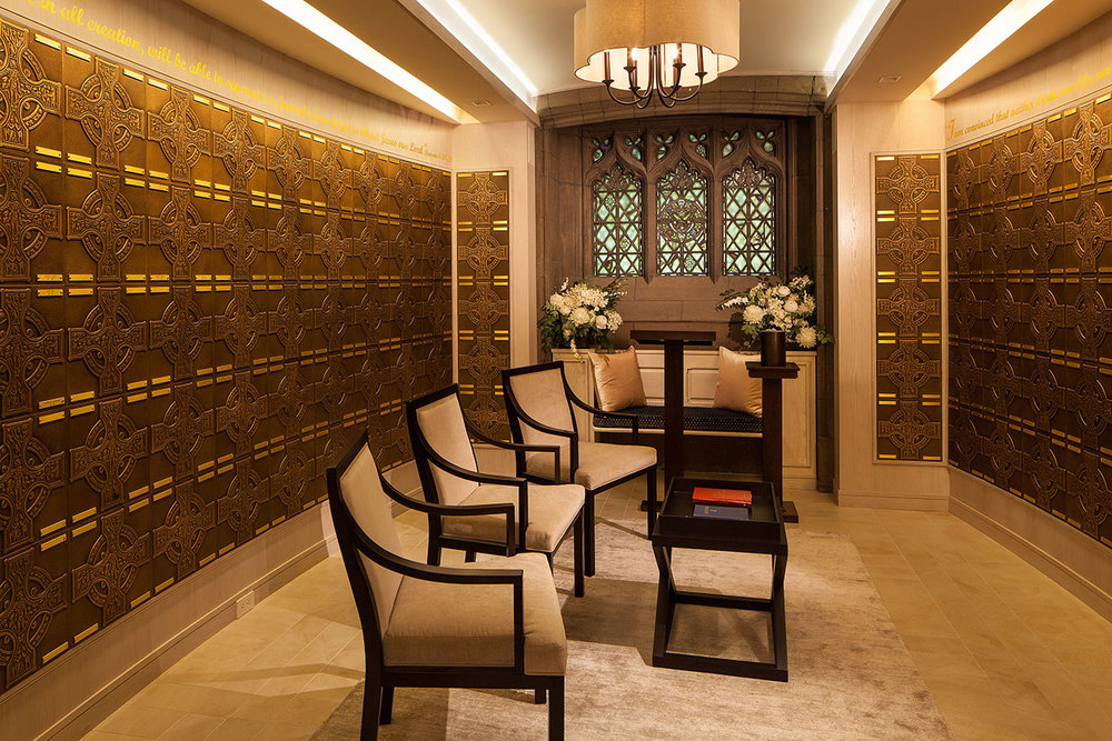 Fifth Avenue Presbyterian Church Columbarium