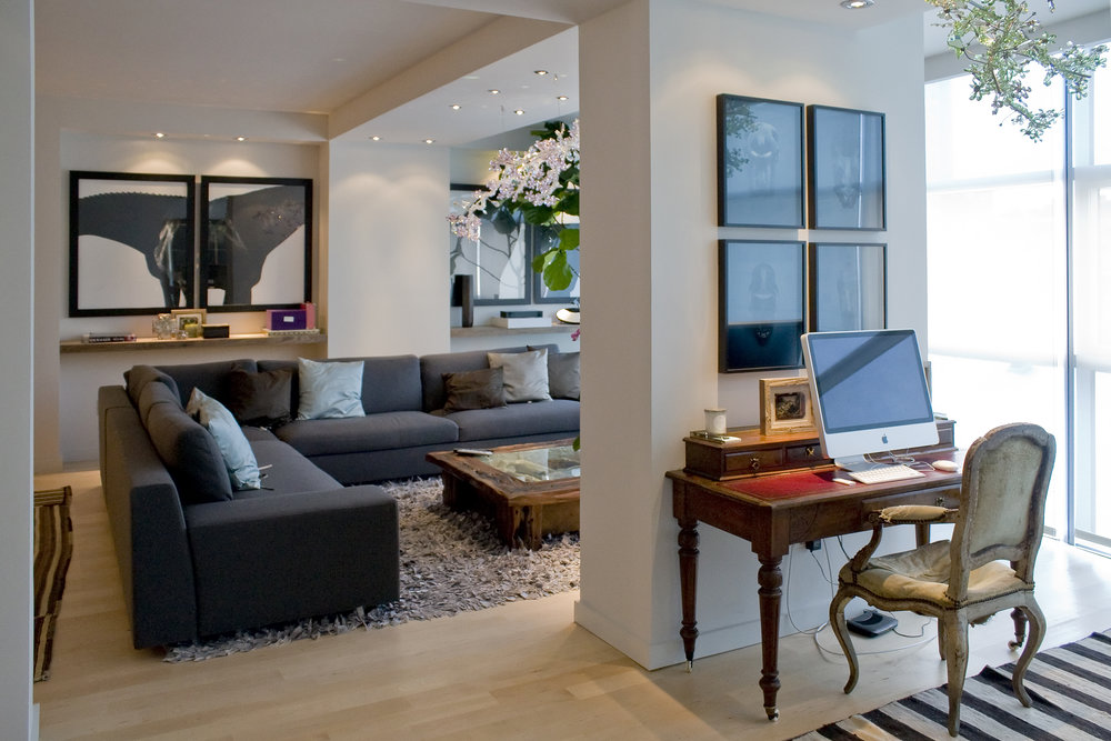 Chelsea Apartment - Home Office