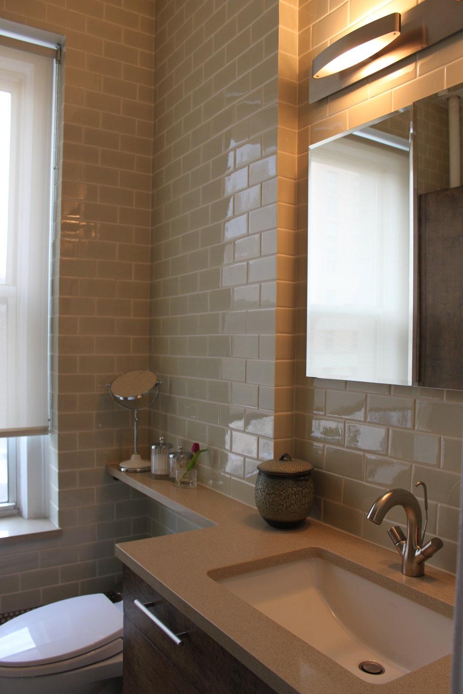 Upper West Side Apartment - Bathroom Sink