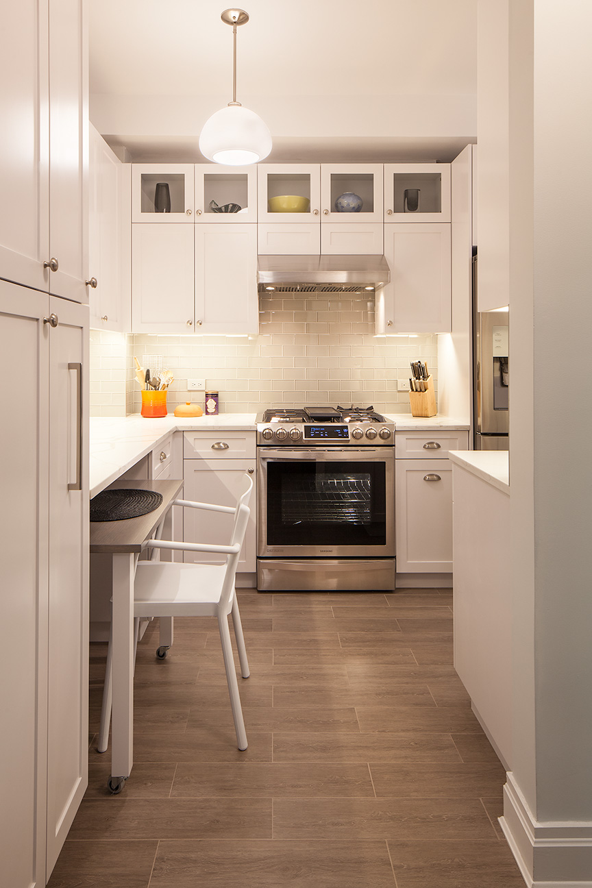 West End Avenue Apartment - Kitchen