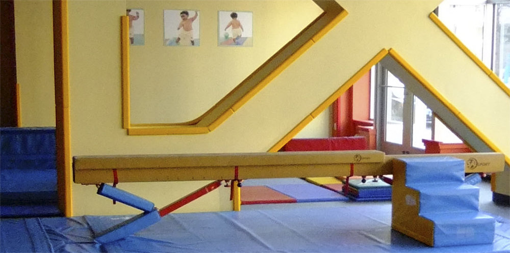 Little Gym of Harlem - Tumbling & Exercise Area