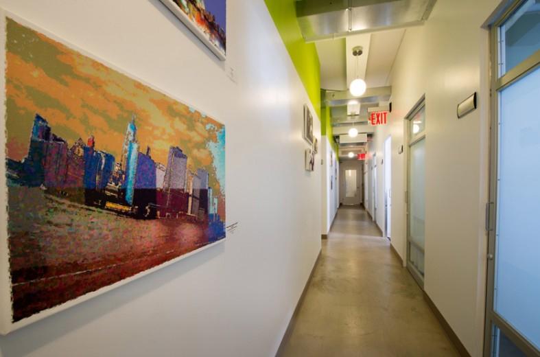 192 Broadway Corridor and Office Suites